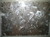 <h5>Cut Glass Flowers </h5>